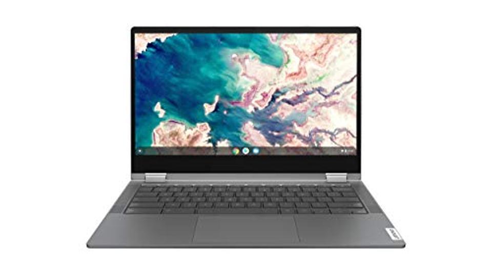 Procesador Lenovo Chromebook Flex 5 13 ″ FHD, 4 GB, SSD de 64 GB, Sistema operativo Chrome