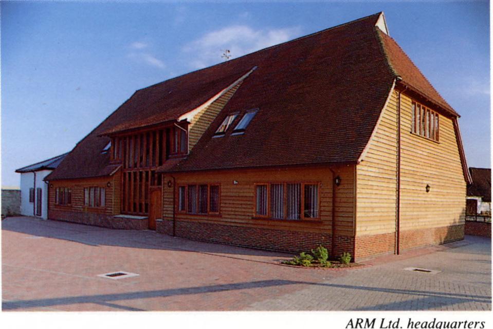 ARM LTD Headquarters
