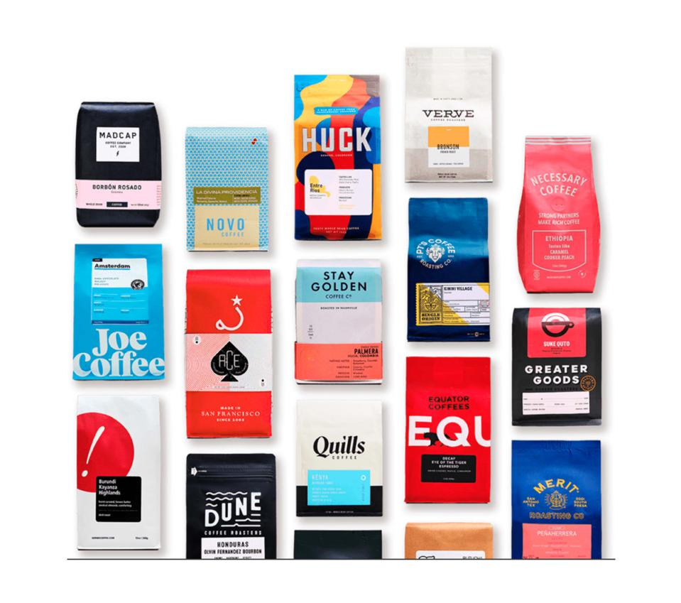 coffee beans, coffee bags, roasters, small business coffee