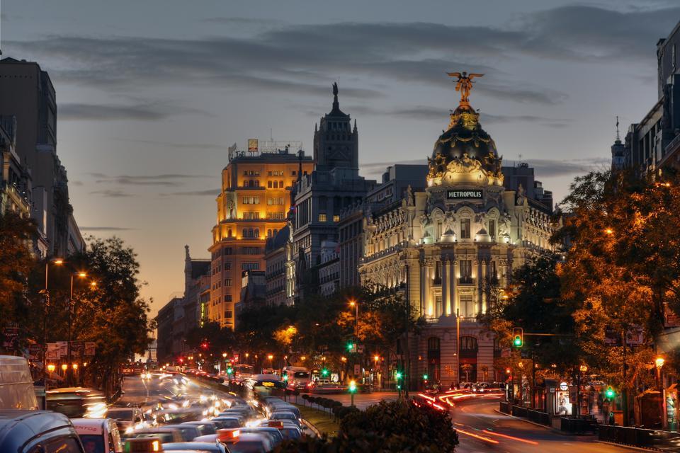 Calle de Alcalá, Madrid