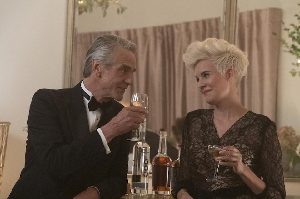 Jeremy Irons et Maggie Grace dans «Love, Weddings & Other Disasters».