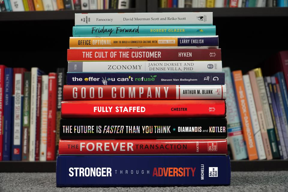 Top Business Books for 2020