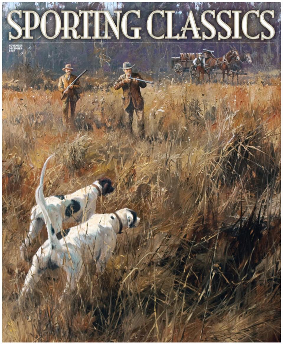 Sporting Classics Magazine Cover