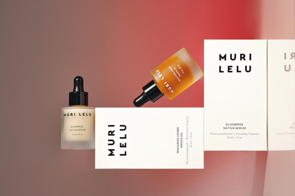 Muri Lelu, Luxury Skin Care, Luxury Cannabis, CBD Beauty, CBD Gifts, CBD Skin Care, CBD
