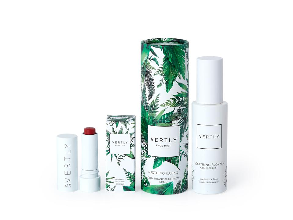 Vertly, Vertly Balm, Luxury Skin Care, Luxury Cannabis, CBD Beauty, CBD Gifts, CBD Skin Care