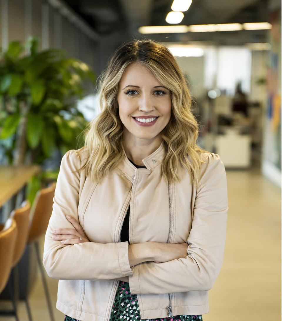 Everlywell founder Julia Cheek