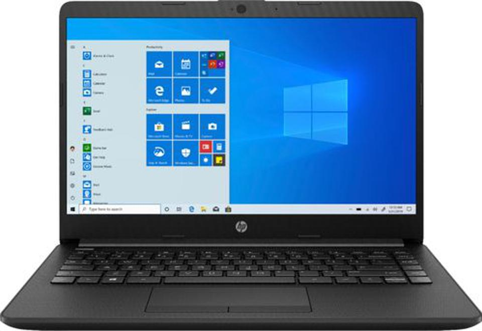 HP 14″ Laptop - AMD Ryzen 3 - 8GB Memory - 1TB HDD