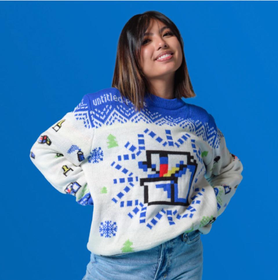 Microsoft Ugly Sweater