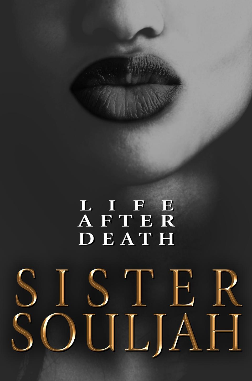 life after death sister souljah book cover atria fiction novel