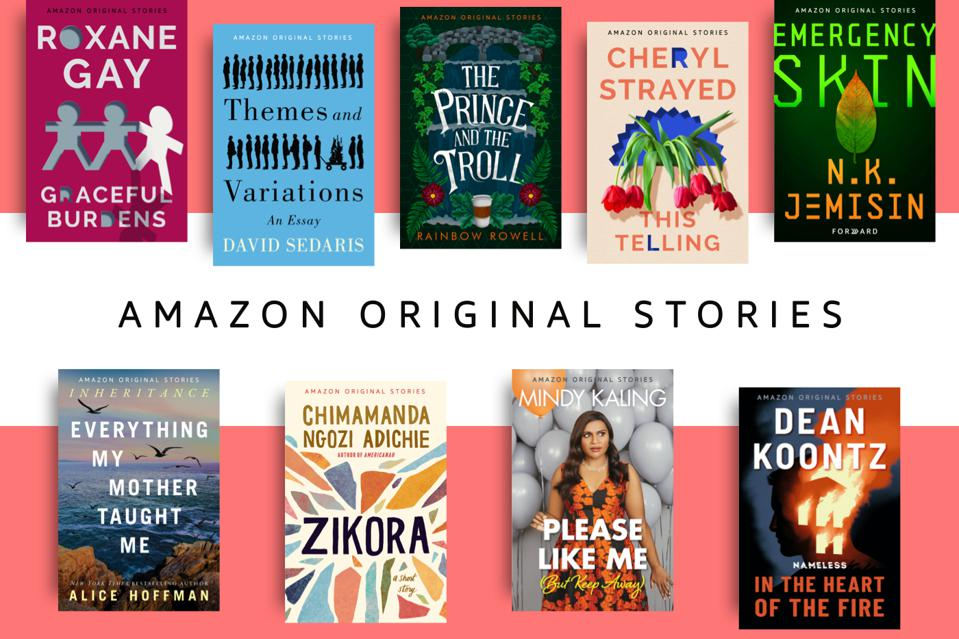 How Amazon Original Stories Chooses Its Single Sitting Reads