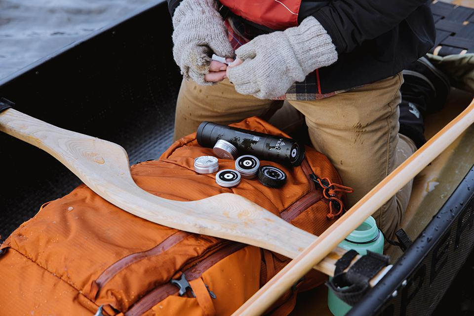VSSL Camp Supplies Compact Adventure Kit