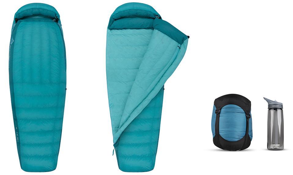 Sea to Summit Women's Altitude Alt1 Down Sleeping Bag