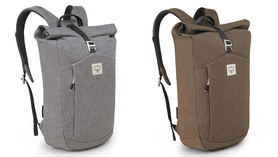 Osprey Arcane Roll Top Hemp Backpack