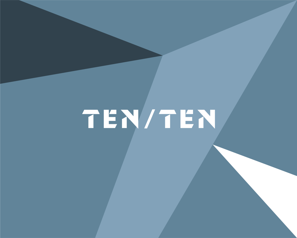 The Ten/Ten logo
