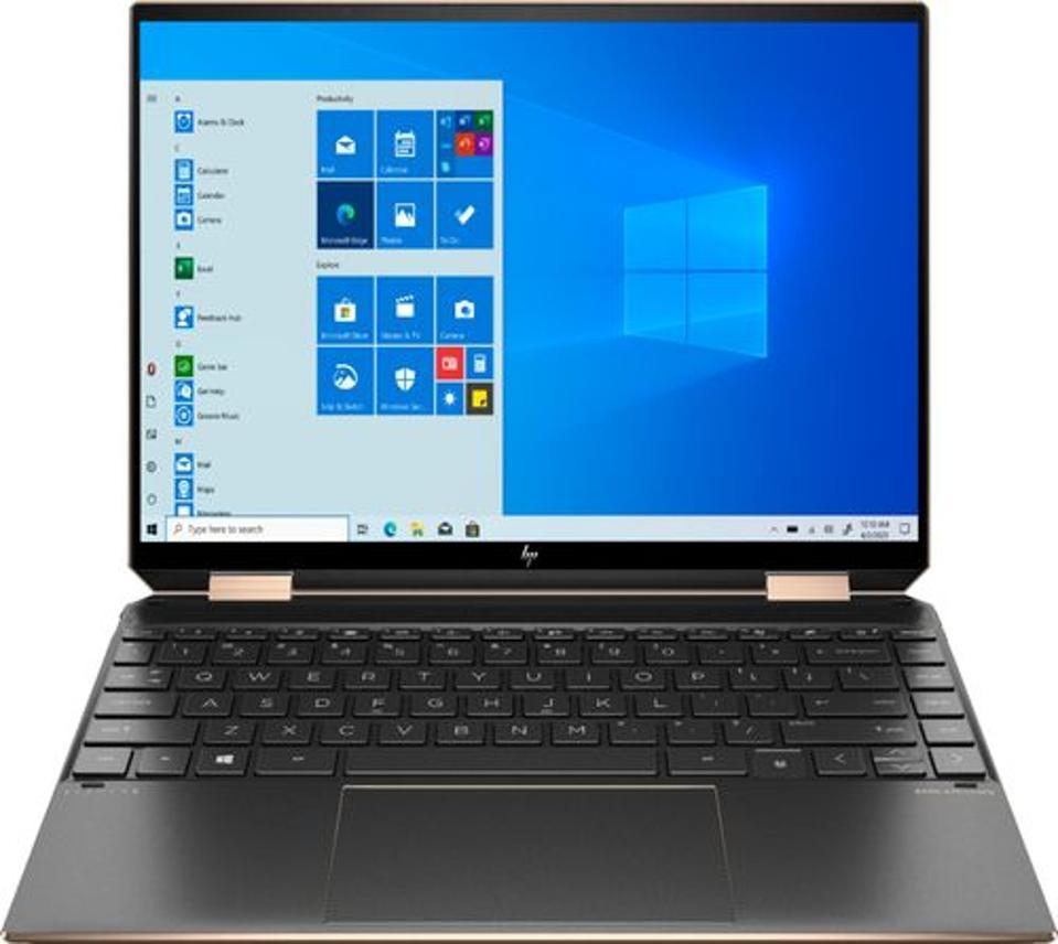 HP Spectre x360 2-in-1 13.5″ Touchscreen Laptop - Intel Core i7, 16GB RAM, 1TB SSD + 32GB Intel Optane