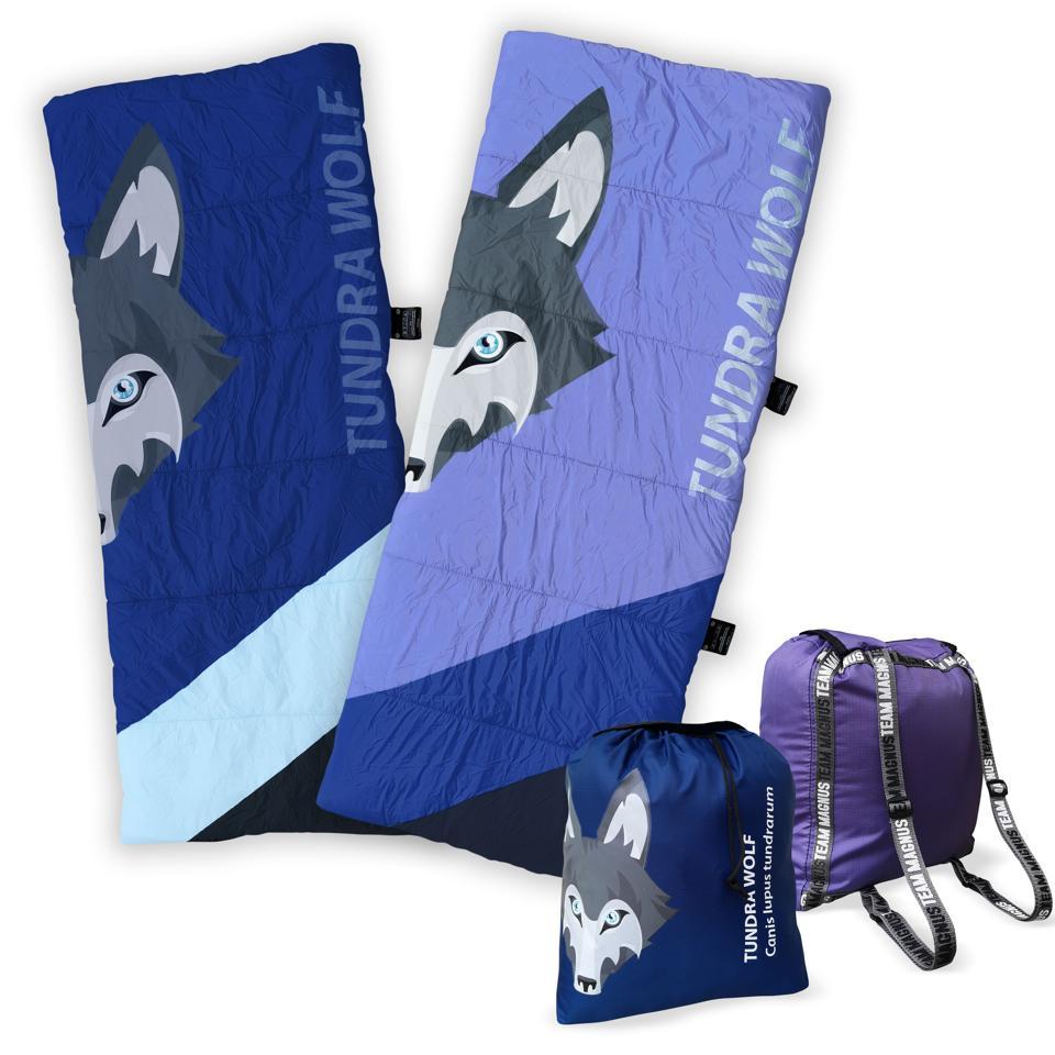 Team Magnus Tundra Wolf sleeping bag