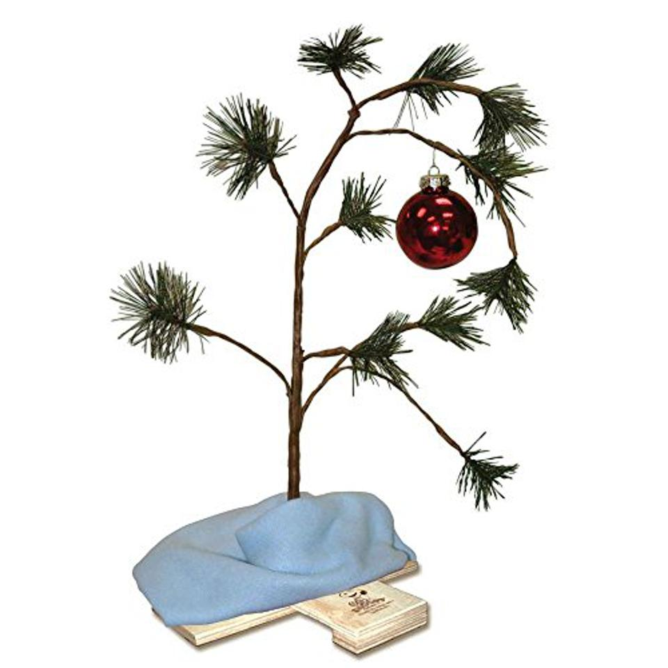 Product Works 24-Inch Charlie Brown Christmas Tree