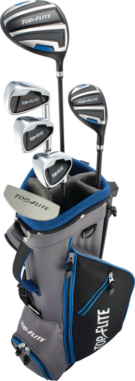 Top Flite Kids' 9-Piece complete golf set