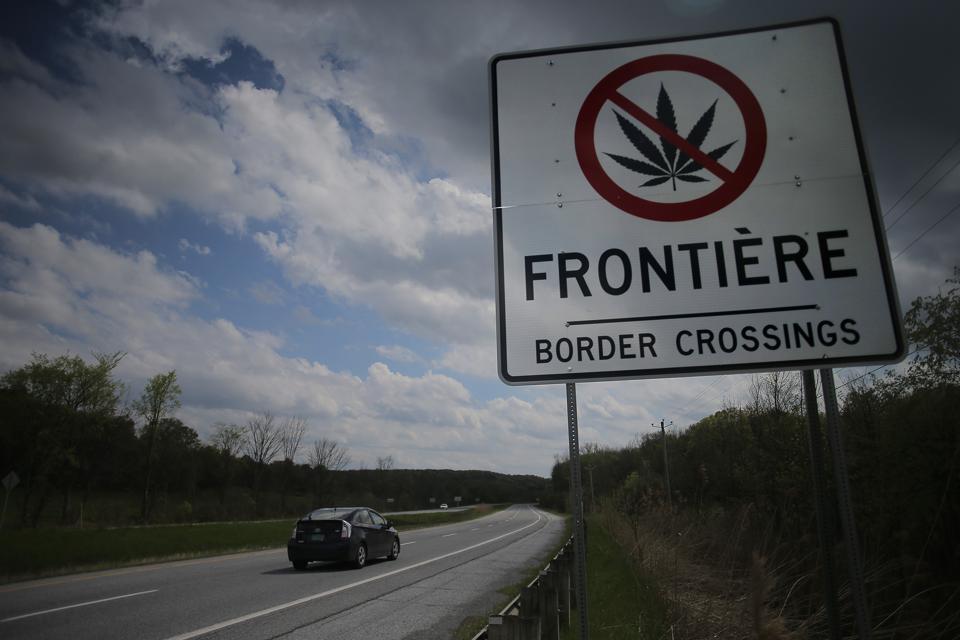 Legalized Marijuana In Canada