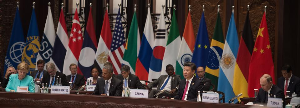 The 2016 G20 Summit was the first following the signing of the Paris Climate Agreement and saw the U.S. and China make bold climate pledges