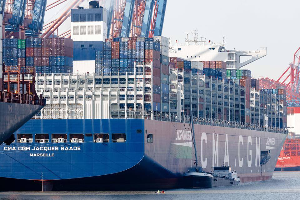 Global shipping has been weakly regulated and reform was part of the Biden-Harris plan