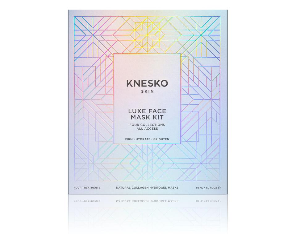 Knesko Skin Luxe Face Mask Kit