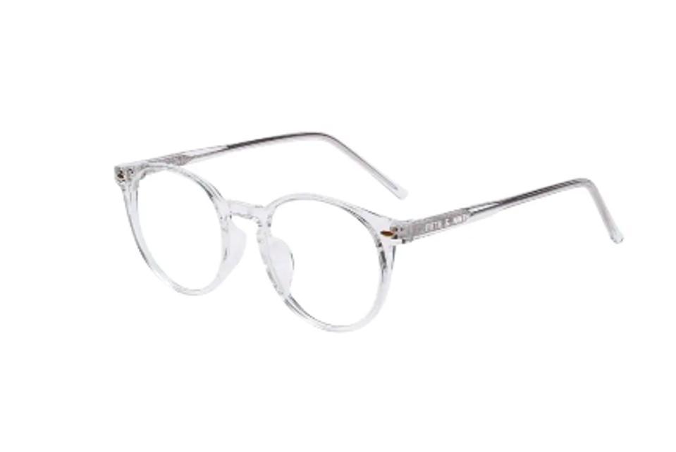 Fifth & Ninth Chandler 46mm Blue Light Filtering Glasses