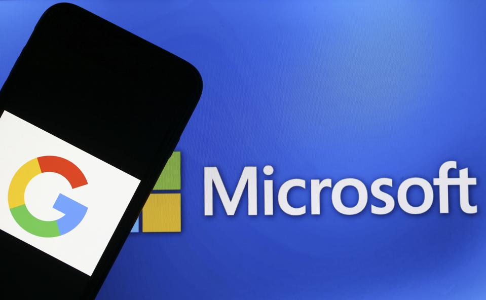 Microsoft - Google