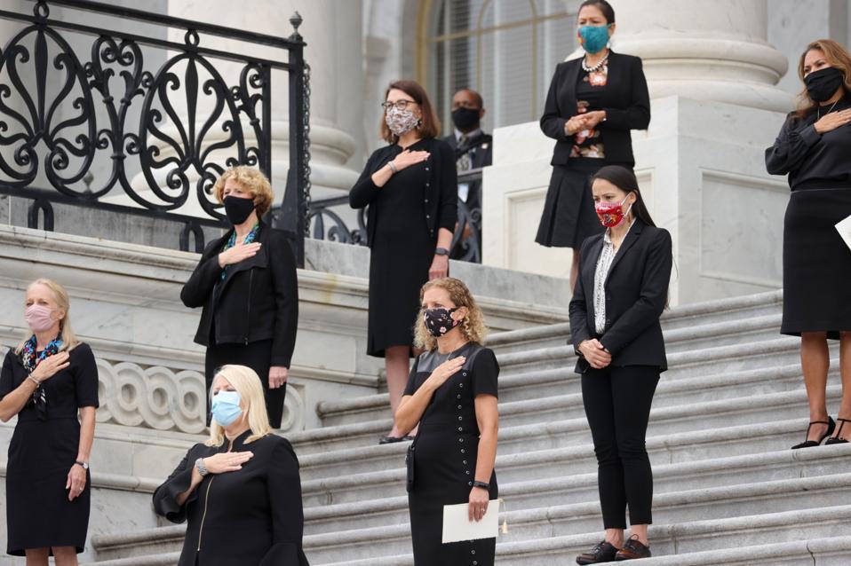 Female members of Congress