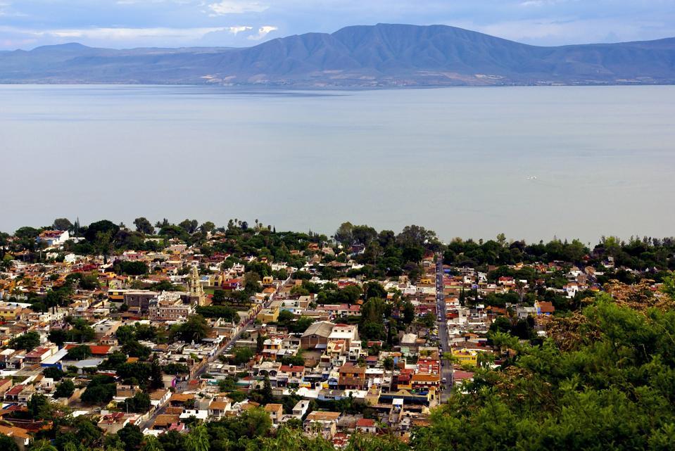 Ajijic mexico new magical town