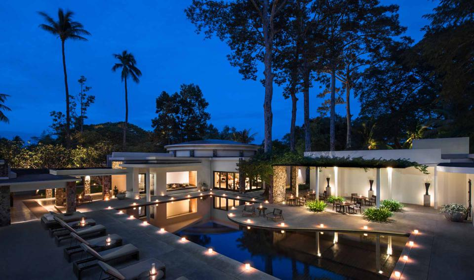 Amansara is located in Siem Reap, once the heart of Khmer civilisation in northern