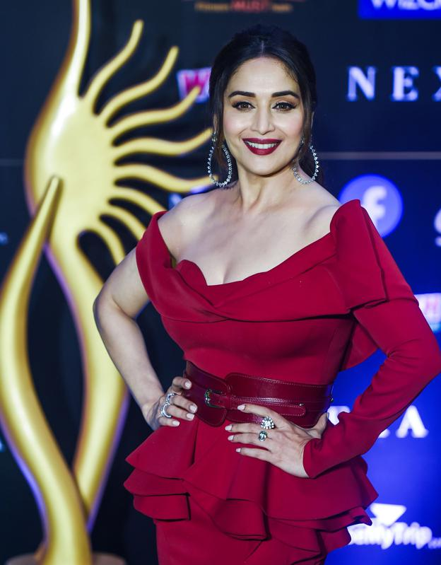 INDIA-ENTERTAINMENT-CINEMA-BOLLYWOOD-IIFA