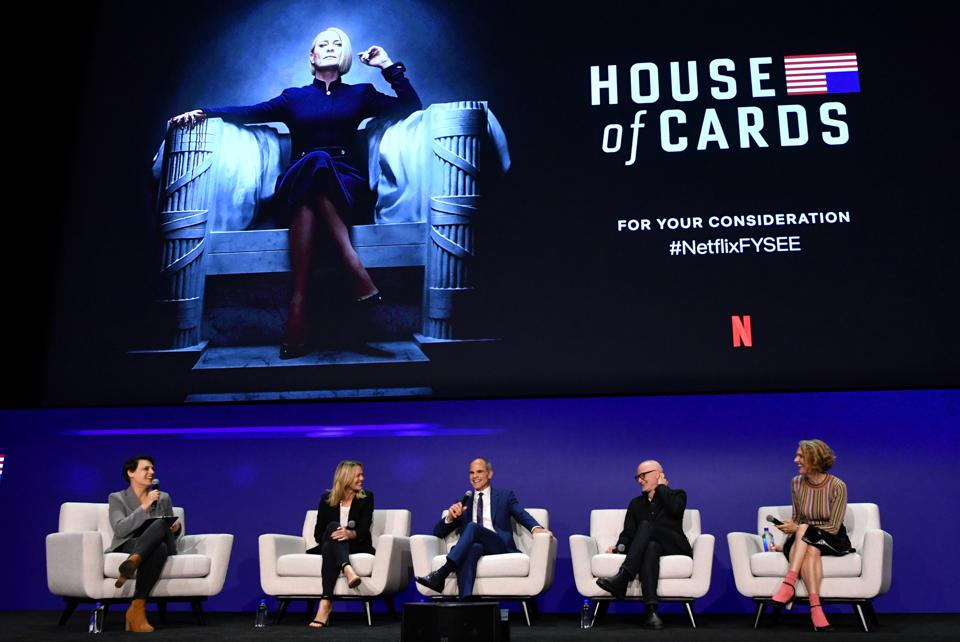 Netflix ″House of Cards″ FYSEE Event
