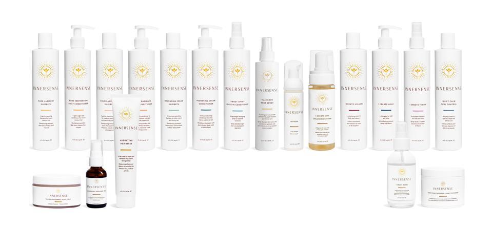 The Innersense Organic Beauty line