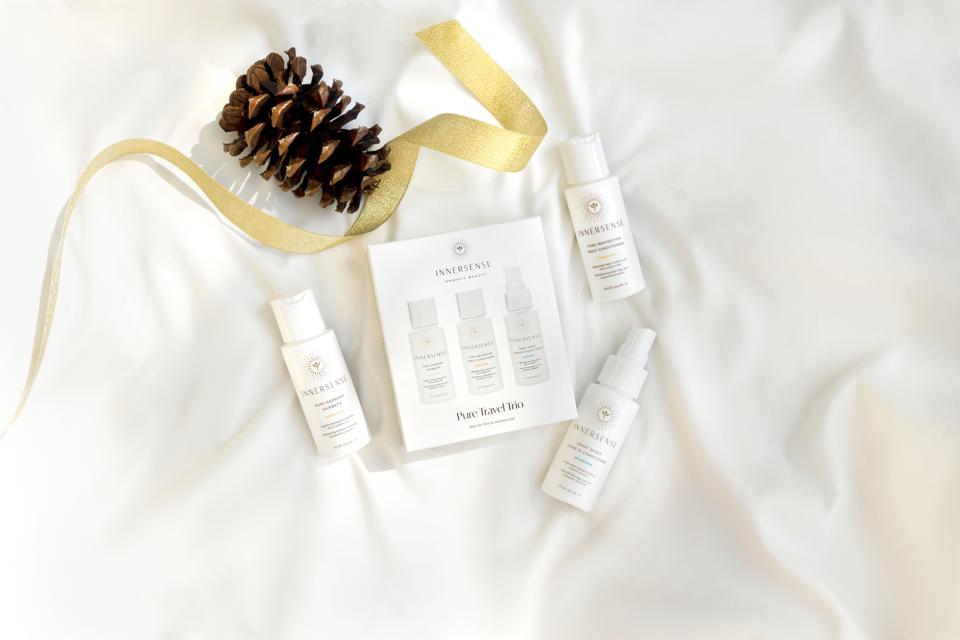 Innersense Organic Beauty Pure Travel Trio