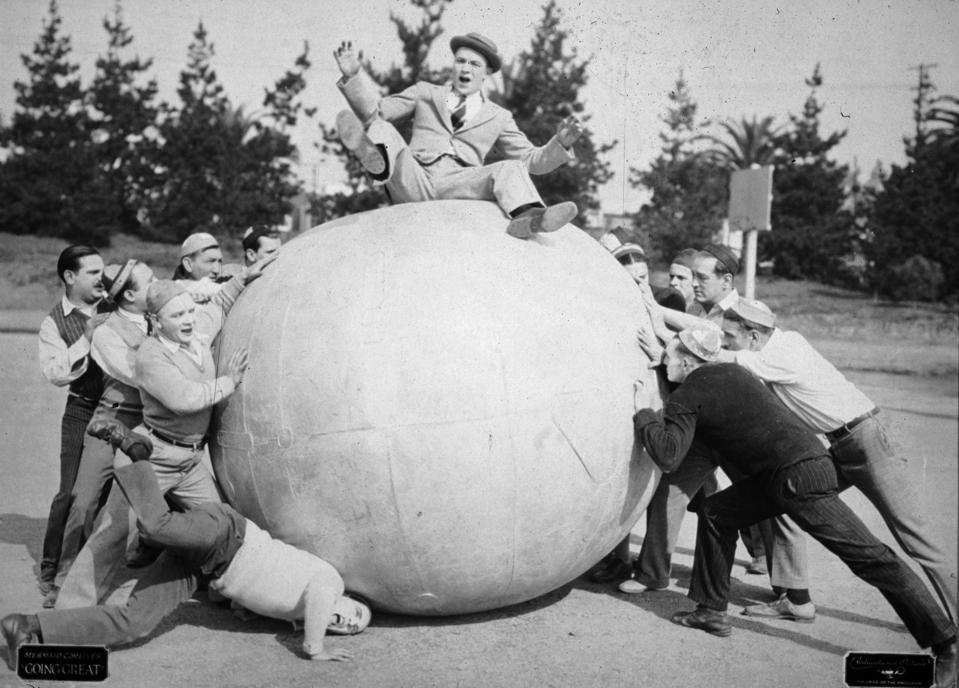 Fun With Sisyphus