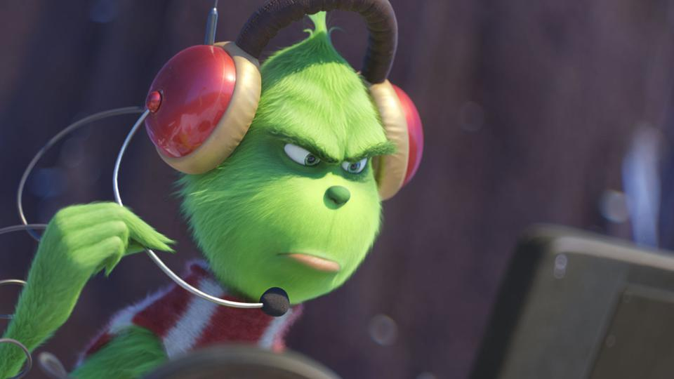 the grinch benedict cumberbatch headset