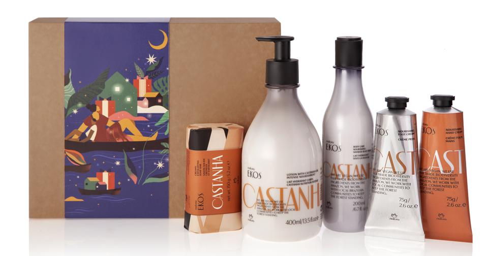 Holiday 2020 Castanha Collection Set