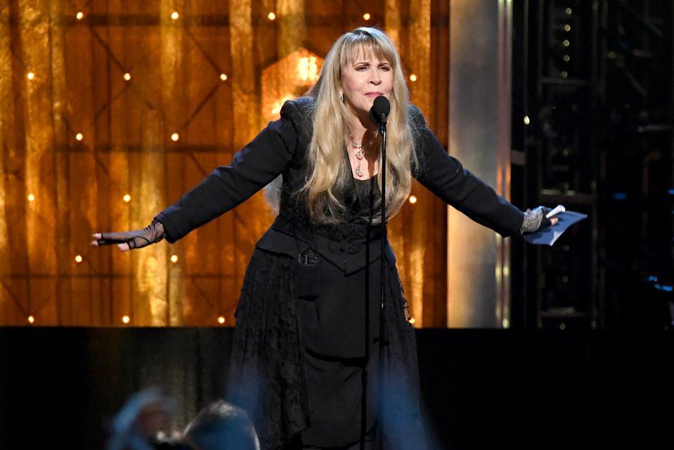 Stevie Nicks sells majority stake in her songwriting catalog
