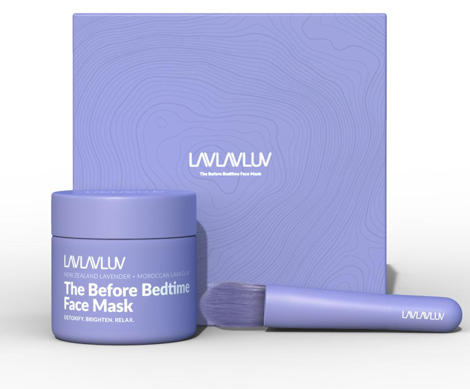 The Before Bedtime Face Mask by LAVLAVLUV
