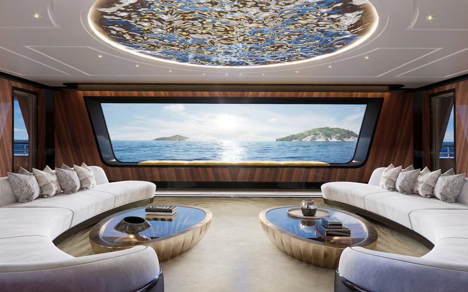 Ultra2 by T. Fotiadis Design is a fresh new superyacht design