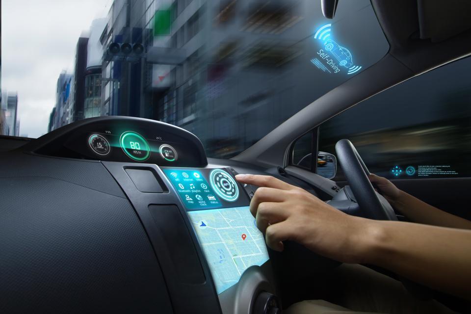 Self Driving of Autonomous car