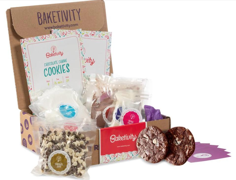 Baketivity Cookie Kit