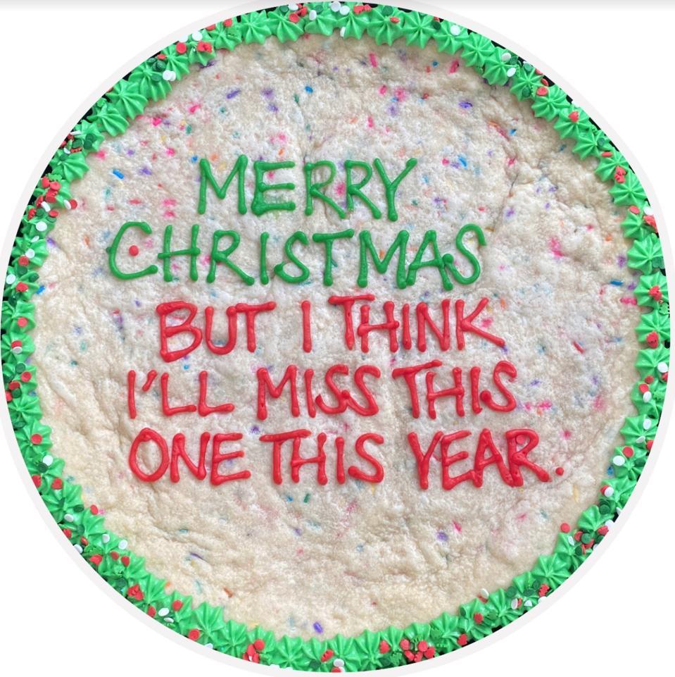 Eat Me Cookies Cookie Cakes