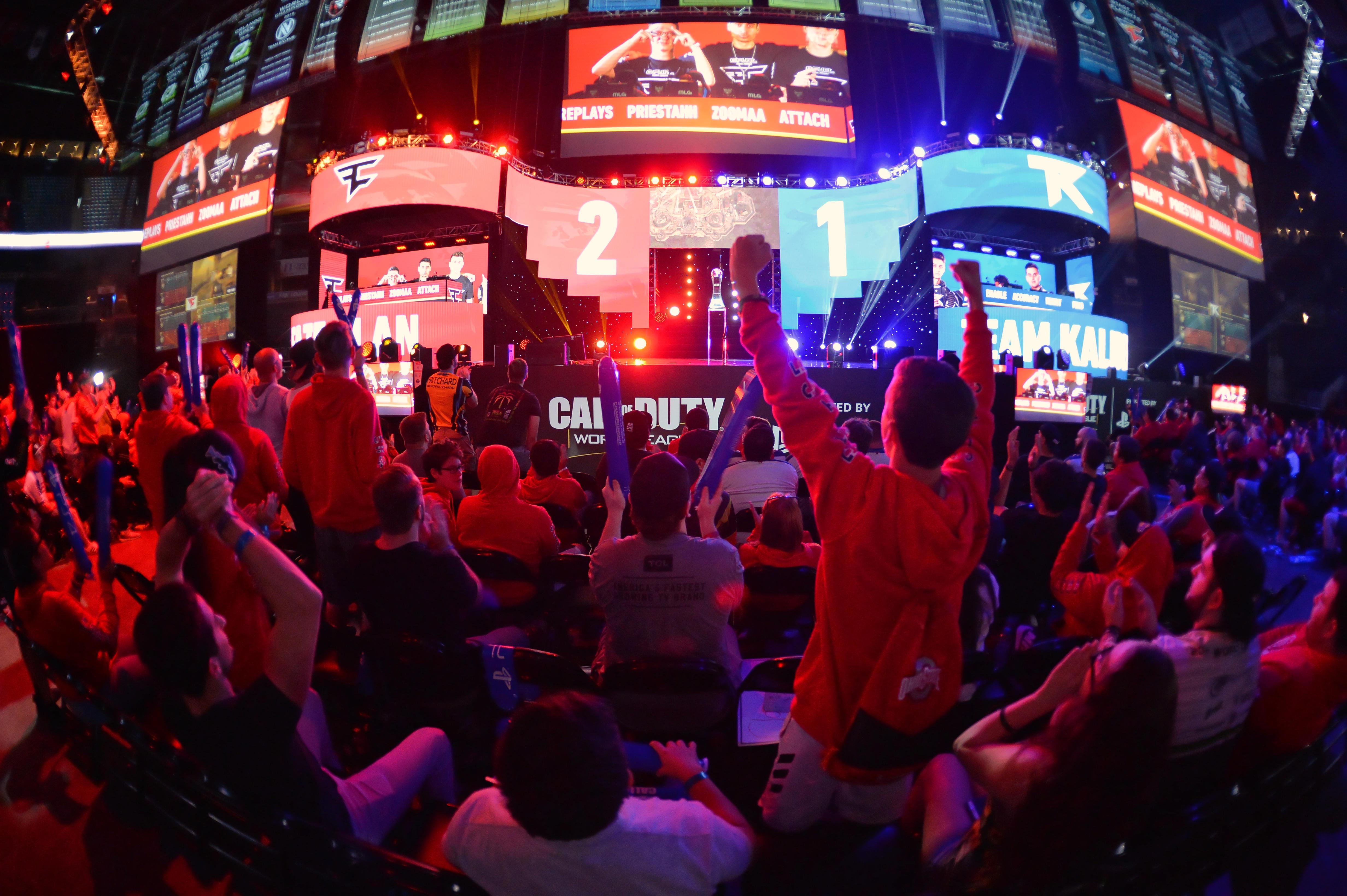 2018 Call of Duty World League Championship - Final Round