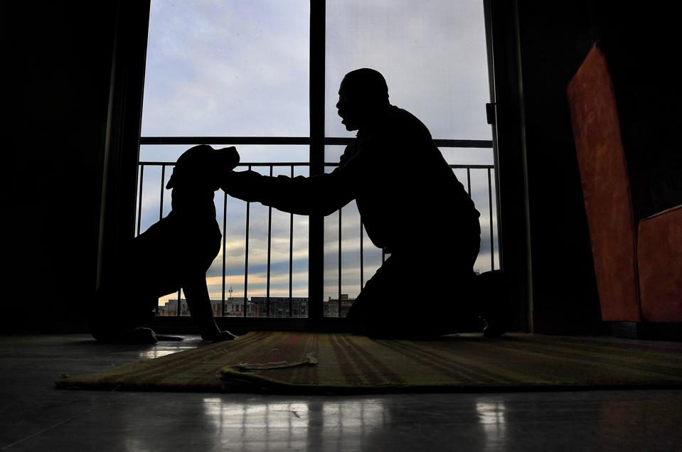 Struggle for Housing Residents to Have Pets