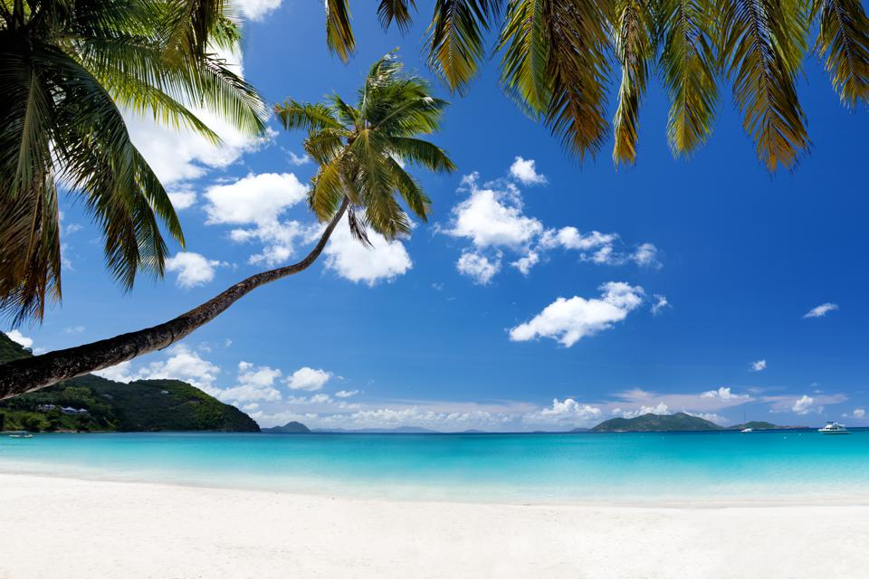 The British Virgin Islands Reopened To Tourism This Week Here S How To Visit Safely