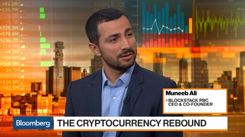 Dr. Muneeb Ali, CEO and Co-Founder of Hiro Systems PBC (formerly Blockstack PBC)