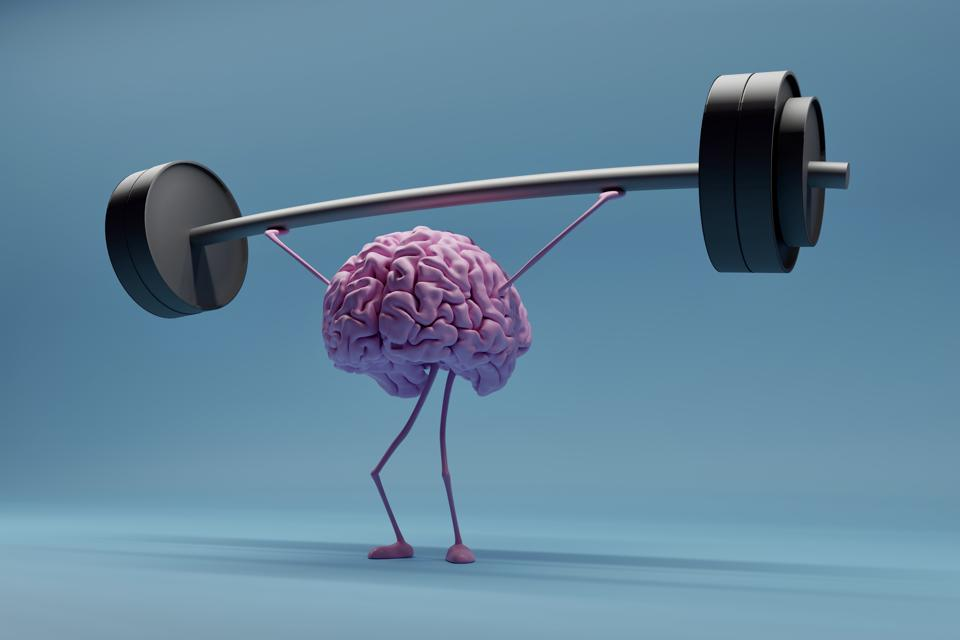 Weightlifting Brain