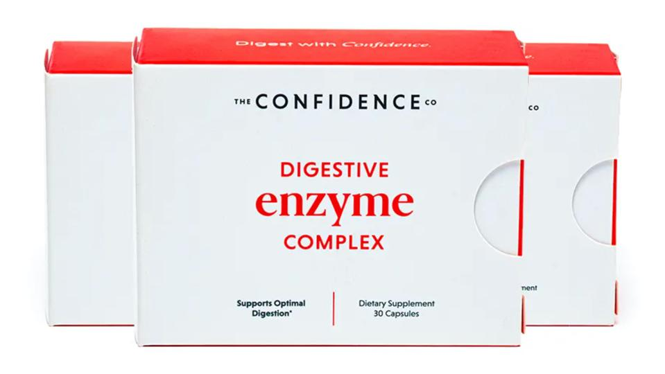 The Confidence Co, a Digestive Enzyme Complex Lexi Aiassa gut health